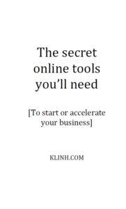 Secret Tools